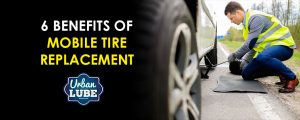 Benefits of Mobile Tire Replacement