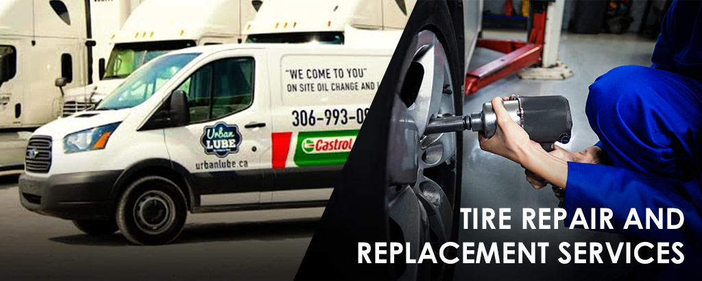 Tire Repair and Replacement Services