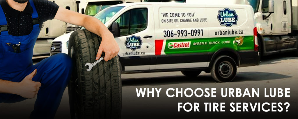 Automotive Tire Services