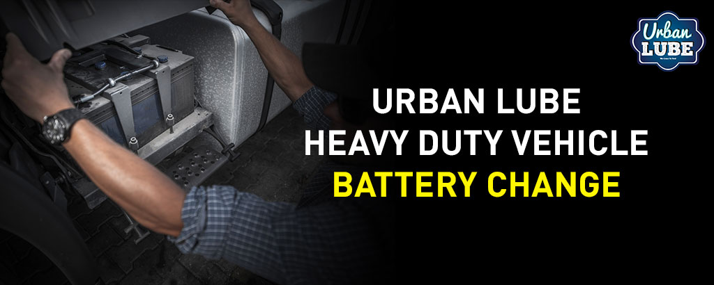 Heavy Duty Vehicle Battery Change Service