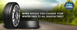 Winter Tire To All Season Tire