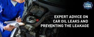 Car Oil Leaks