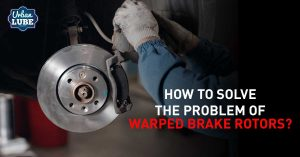 warped brake rotors