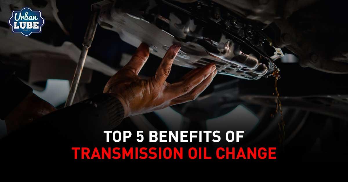 Transmission Oil Change